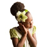 Frog Princess Tiana Inspired Headband