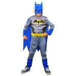 Batman Unlimited Costume with Mask