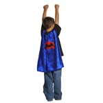 Boys Spider Cape