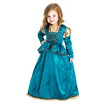 Brave Princess Merida Replica Dress Up