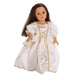 Princess Bride Doll Dress