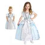 Cinderella Child and Doll Dress Set