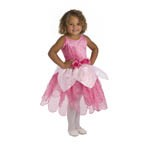 DELUXE Pink Tulip Fairy Dress Up Costume