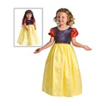 DELUXE Snow White Child and Doll Dress Set