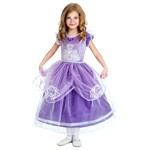 FANCY Sofia the First Inspired Princess Dress