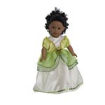 Frog Princess Tiana Replica Doll Dress