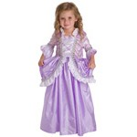 Rapunzel Dress Up Costume Ruffle Style