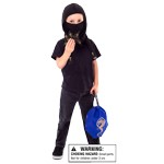 On-the-Go Ninja Backpack Dress Up Kit