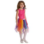Rainbow Fairy Dress Up Costume