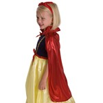 Snow White Cape and Headband Accessory Set