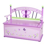 Sugar Plum Dress Up Storage Chest