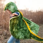 T-Rex Cape with Hood