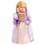 Tangled Inspired Rapunzel Doll Dress