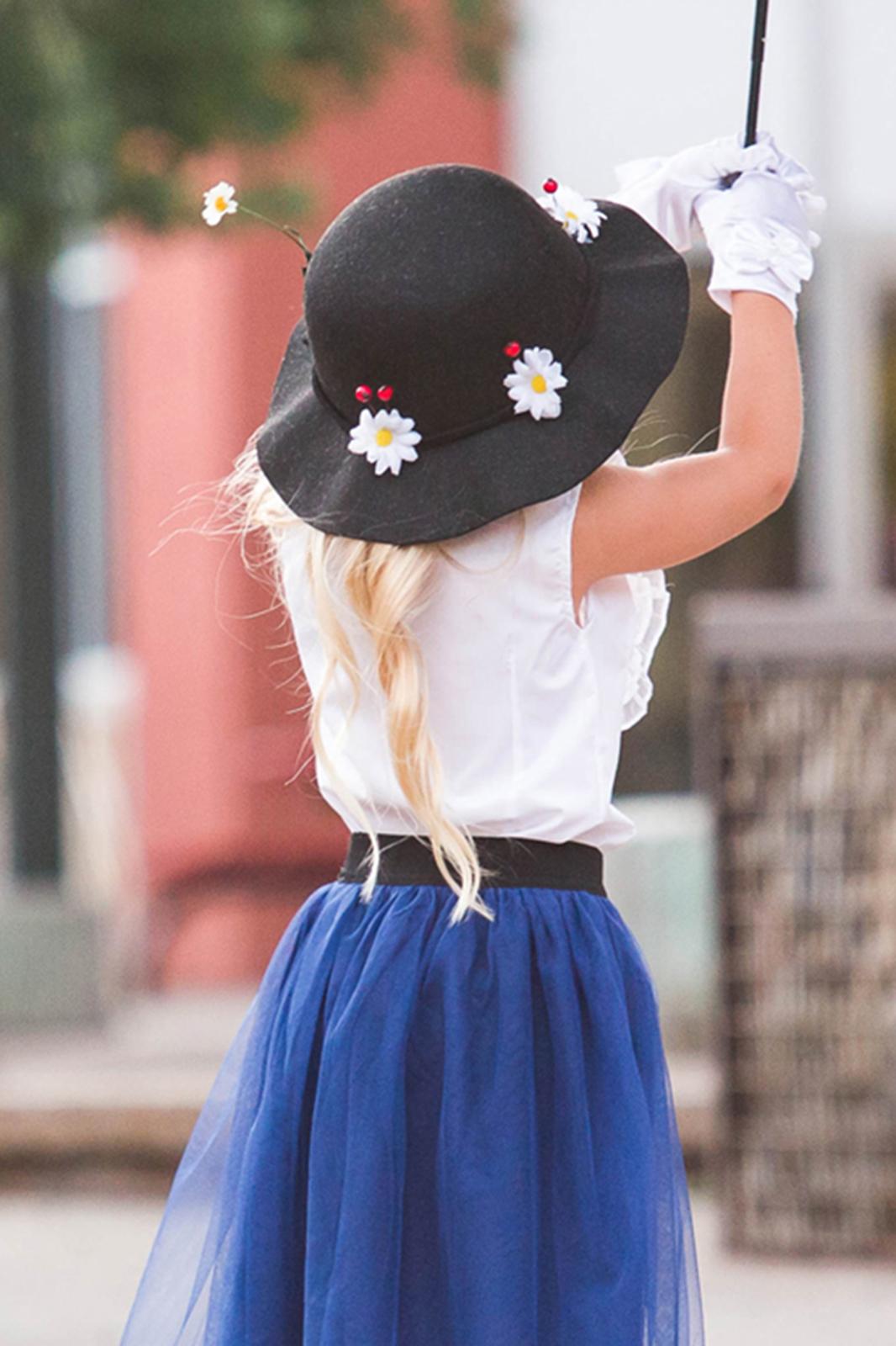 Mary Poppins Daisy Hat