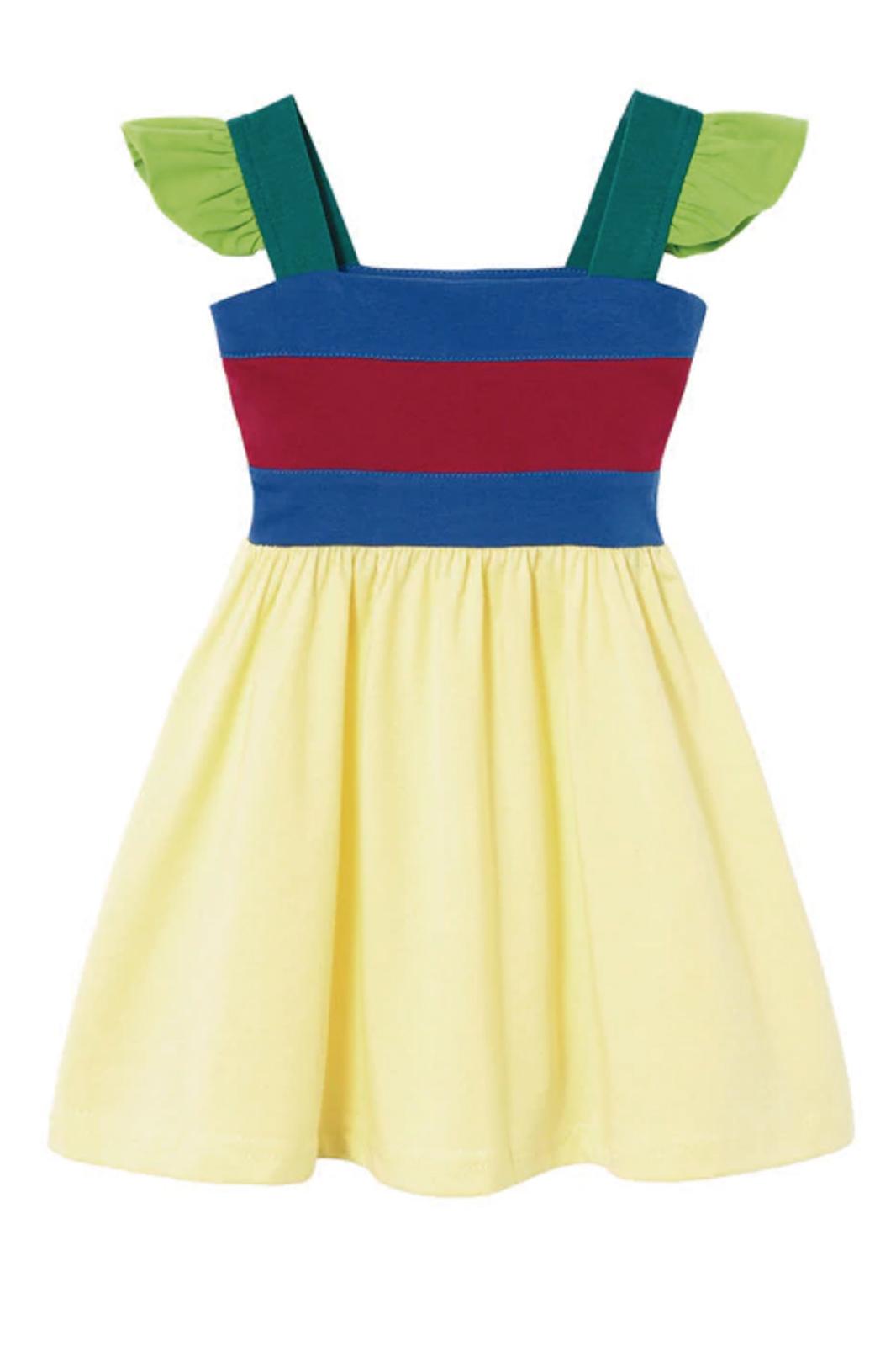 Mulan Disneybound Tank Dress