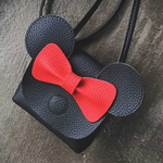 TEMP DISCONTINUED Minnie Mouse Purse - NEW COLORS ADDED!