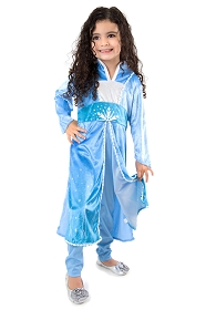 DELUXE Ice Queen Tunic and Pants Set