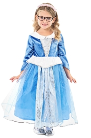 DELUXE Blue Sleeping Beauty Dress