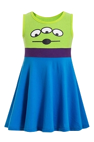 Toy Story Alien Tank Dress