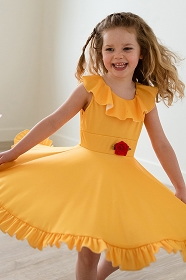 Twirly Girl Beauty Dress