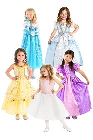 Our Best Selling Princesses Bundle Set