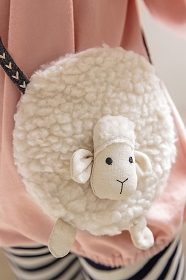 Bo Peep's Sheep Purse