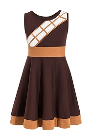 Chewbacca Tank Dress