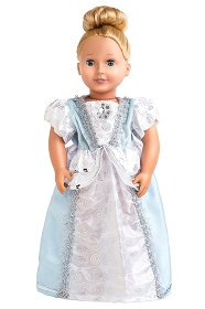 Cinderella Doll Dress