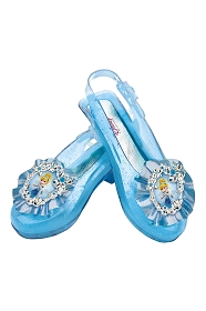 Cinderella Blue Glass Slippers