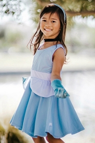 Twirly Girl Cinderella Dress