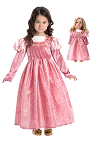 Lady Cambria Child and Doll Dress Set