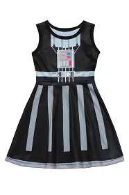 Darth Vadar Tank Dress