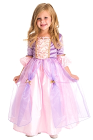 DELUXE Rapunzel Dress Up Costume