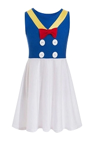 Donald Duck Tank Dress