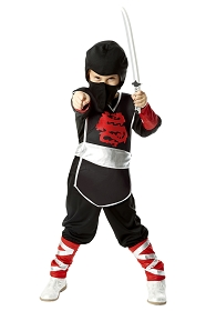 Dragon Ninja Costume with Sword
