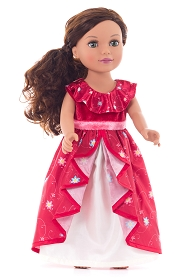 Latina Princess Doll Dress