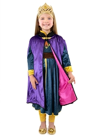 Purple Princess Cloak