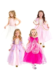 Girly Girl Princess Dress Set