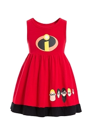 Incredibles Tank Dress