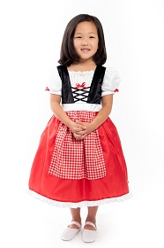 Little Red Riding Hood Dress