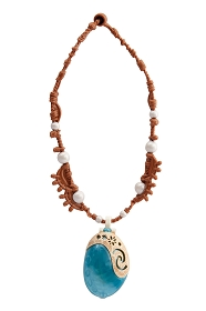 Moana's Heart of Tafiti Necklace