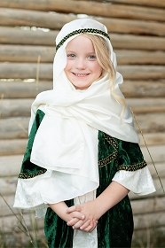 Green Wiseman Nativity Costume
