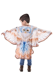 Fabric Owl Wings
