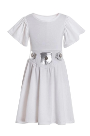 Princess Leia Play Dress