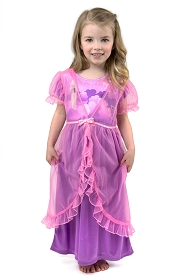Rapunzel Nightgown with Robe