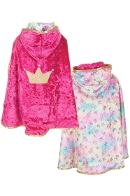 Reversible Fairy Princess Cape