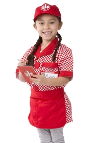 Restaurant Server Dress Up Costume