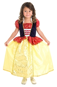 Snow White Princess Dress Up Costume