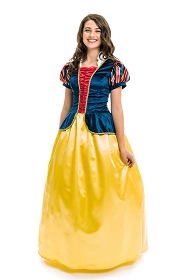 Adult Snow White Dress