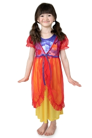 Snow White Nightgown with Robe